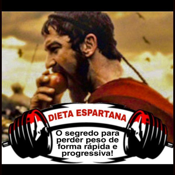 Imagem principal do produto Dieta espartana