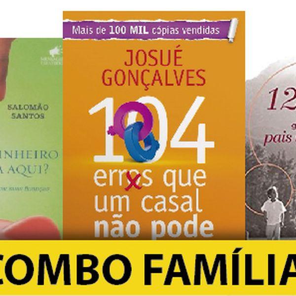 Imagem principal do produto COMBO E-book