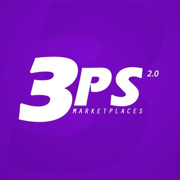 Imagem principal do produto 3ps Marketplace 2.0
