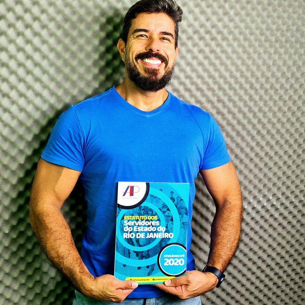 Imagem principal do produto ESTATUTO DOS SERVIDORES PÚBLICOS CIVIS DO ESTADO DO RIO DE JANEIRO - DL 220/75 E SEU REGULAMENTO D.2.479/79