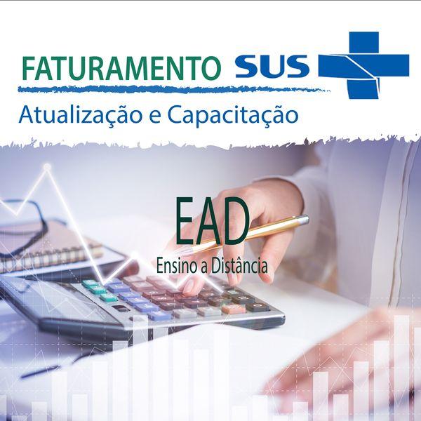 Imagem principal do produto FATURAMENTO SUS - Atualização e Capacitação