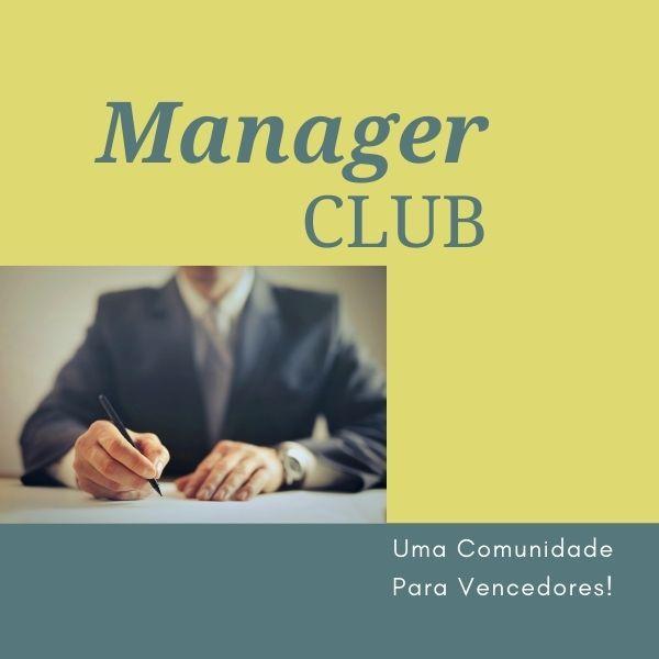 Imagem principal do produto MANAGER CLUB