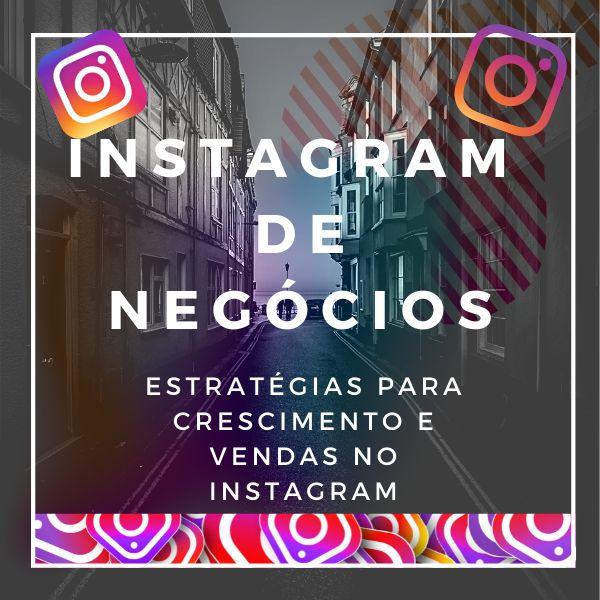Imagem principal do produto Instagram de Negócios