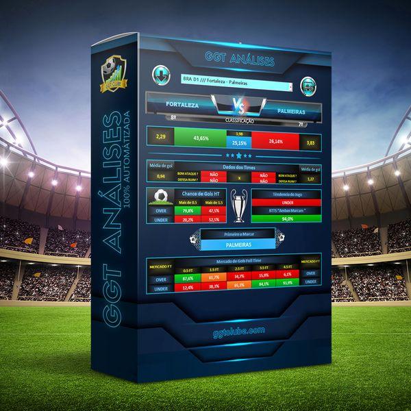 Imagem principal do produto GGT ANÁLISES