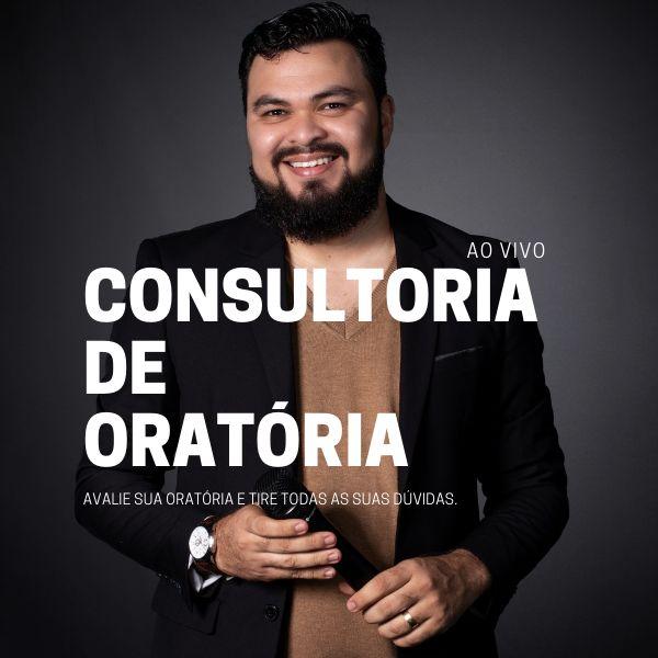 Imagem principal do produto Consultoria de Oratória