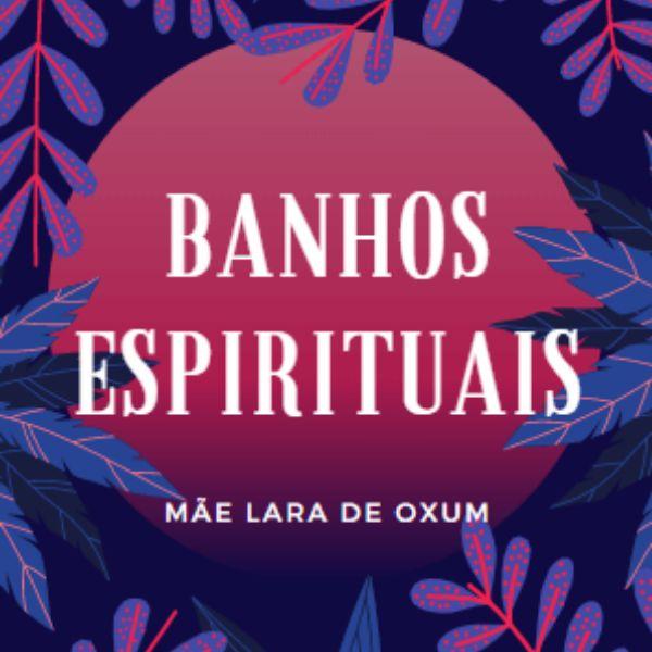 Imagem principal do produto Banhos Espirituais