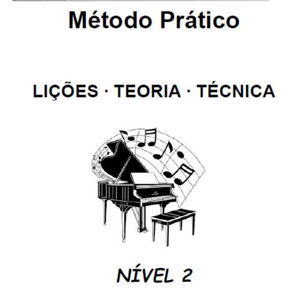 Imagem principal do produto Apostila de Estudos para Piano/Teclado Nível 2