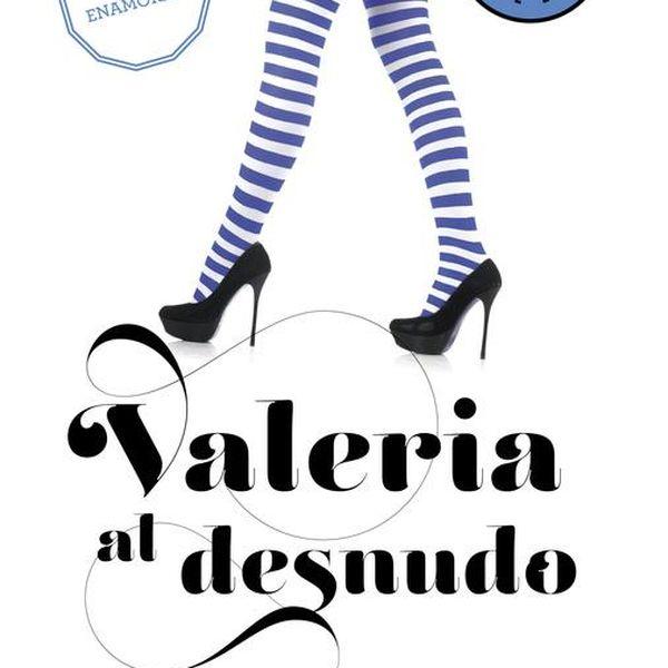 Imagem principal do produto Audiolibro Valeria al Desnudo - Valeria - Vol. 4