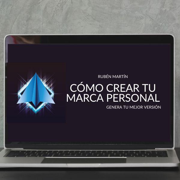 Imagem principal do produto Cómo Crear tu Marca Personal con Rubén Martín