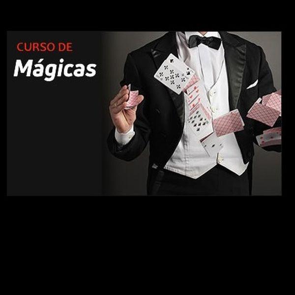 Imagem principal do produto Curso de mágicas
