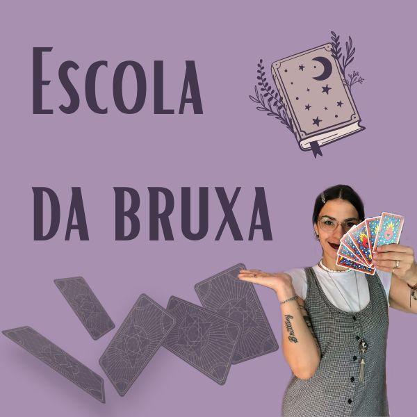 Imagem principal do produto Membresía Escola Da Bruxa - Abraencabrada
