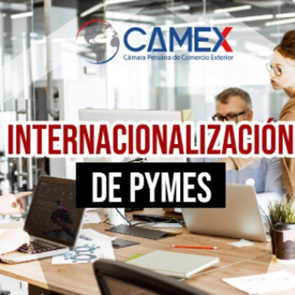 Imagem principal do produto INTERNACIONALIZACION DE PYMES