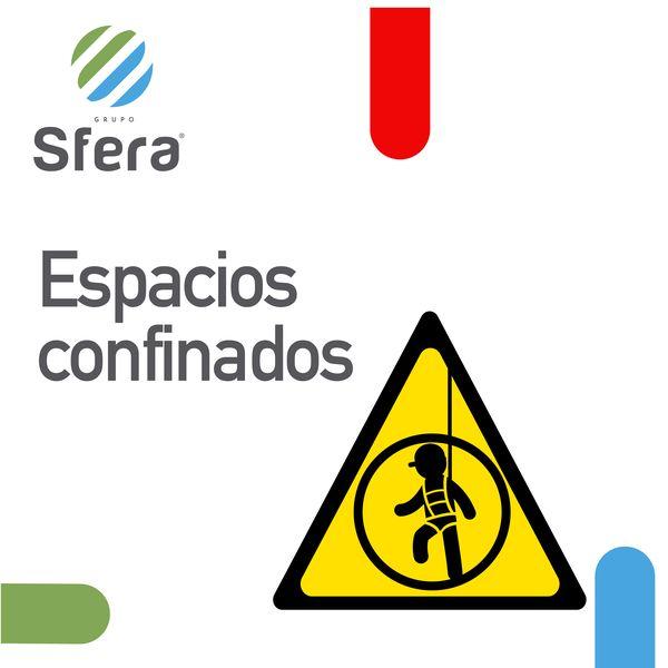 Imagem principal do produto CURSO DE ESPACIOS CONFINADOS