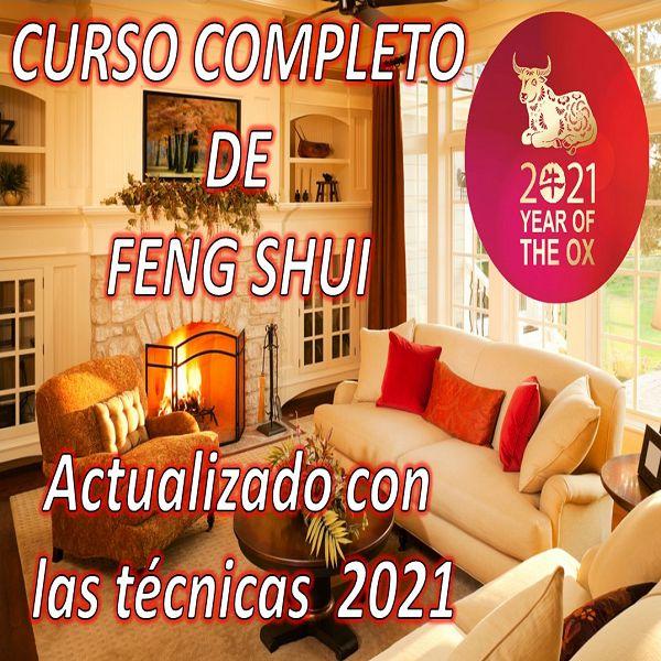 Imagem principal do produto El Libro del FENG SHUI técnicas 2021