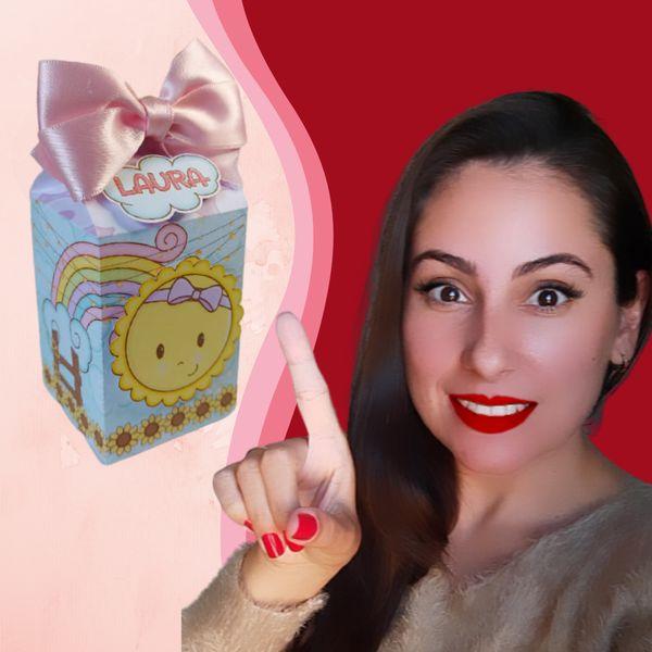 Imagem principal do produto Escola de Papelaria Personalizada