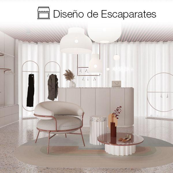 Imagem principal do produto Curso de Diseño de Escaparates y Vitrinismo