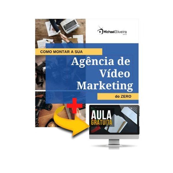 Imagem principal do produto Como Montar a sua Agência de Vídeo Marketing do Zero [AVM]