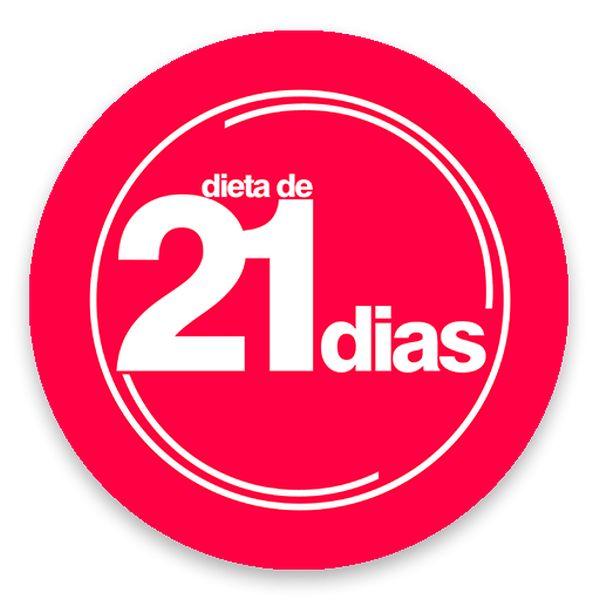 Imagem principal do produto Dieta de 21 dias® (Com Aplicativo)