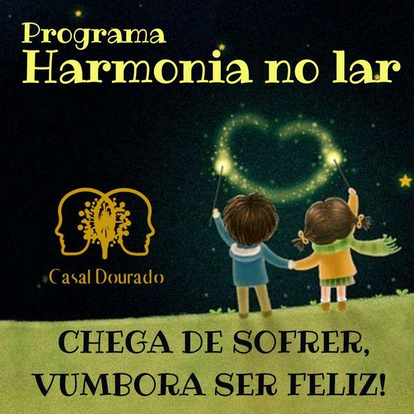 Imagem principal do produto Harmonia no Lar - Mentoria Individual