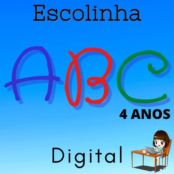 Imagem principal do produto Escolinha ABC Digital 4 anos