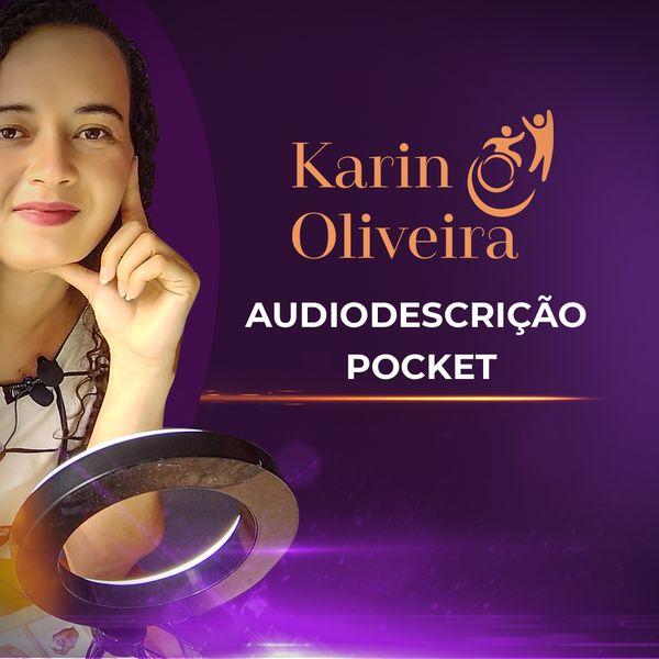 Imagem principal do produto Curso de áudio-descrição pocket