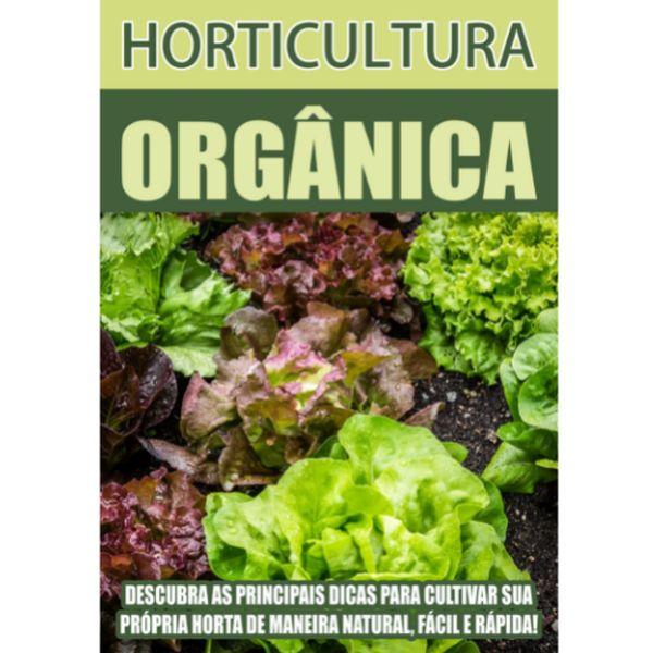 Imagem principal do produto Horticultura Orgânica