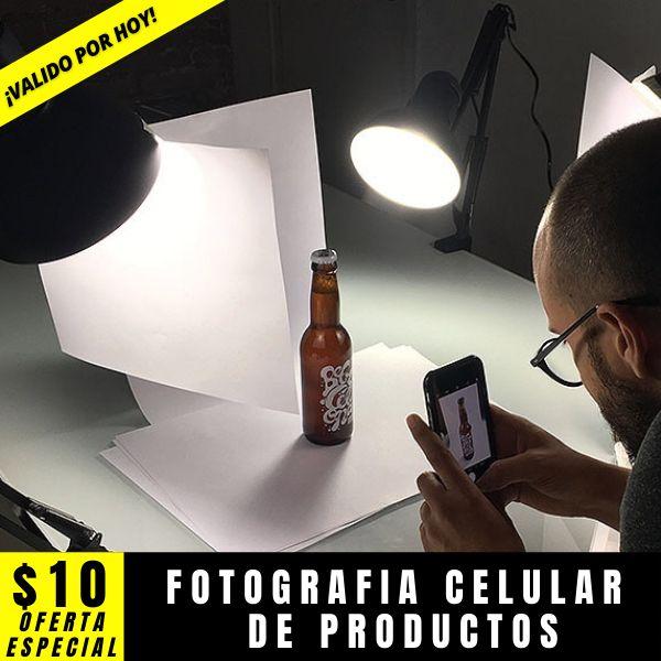 Imagem principal do produto FOTOGRAFIA CELULAR DE PRODUCTOS
