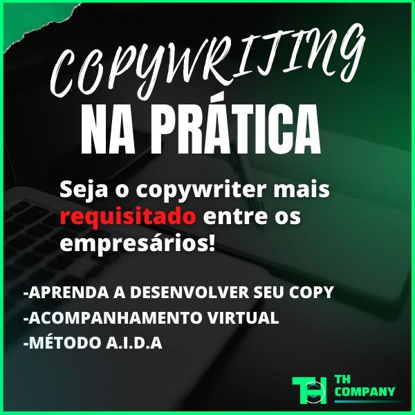 Imagem principal do produto Copywriting na prática