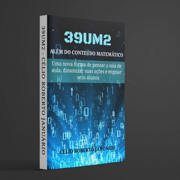 Imagem principal do produto 39UM2 Além do Conteúdo Matemático