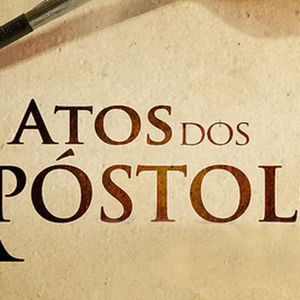 Imagem principal do produto Atos dos Apóstolos: Nascimento da Igreja Cristã