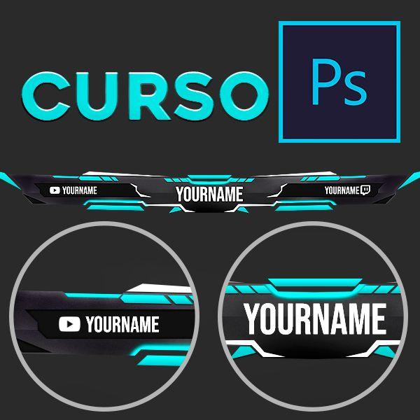 Imagem principal do produto Curso no photoshop de overlay