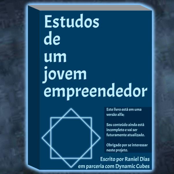 Imagem principal do produto Estudos de um jovem empreendedor