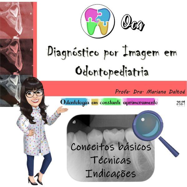 Imagem principal do produto Imaginologia em Odontopediatria