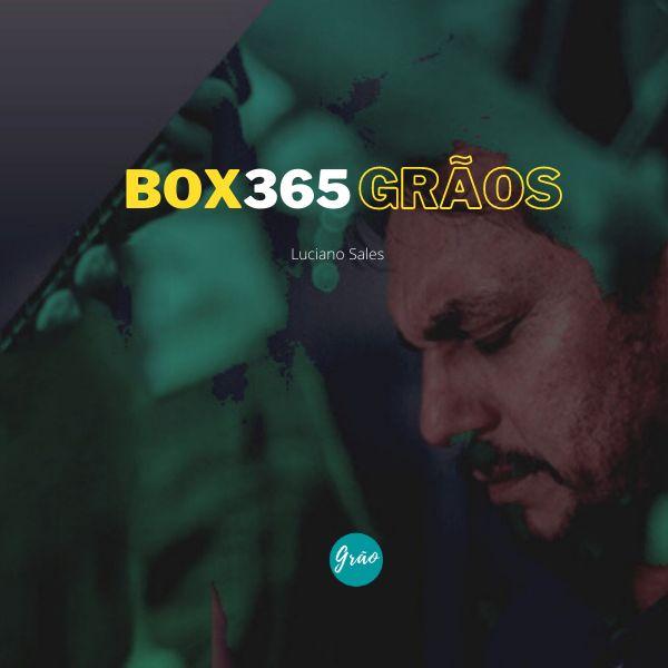Imagem principal do produto BOX 365 GRÃOS