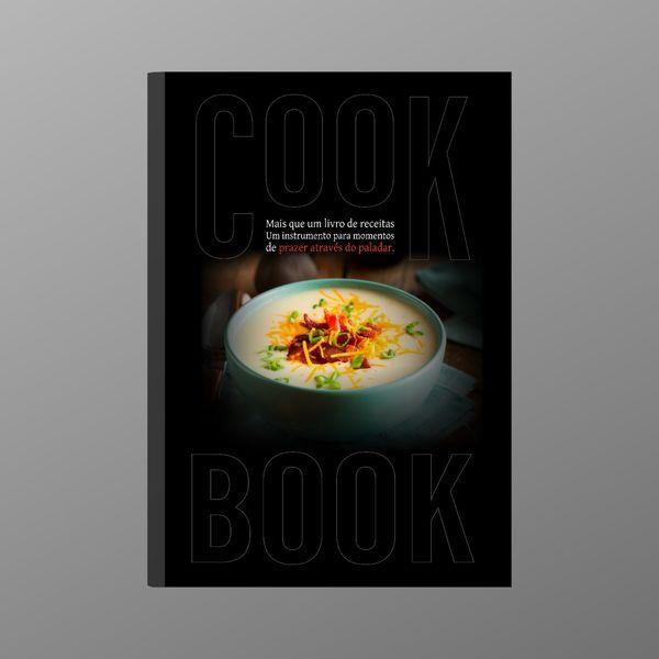 Imagem principal do produto Cook Book - Receitas de Sopas