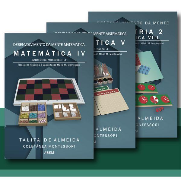Imagem principal do produto Desenvolvimento da Mente Matemática - Fundamental