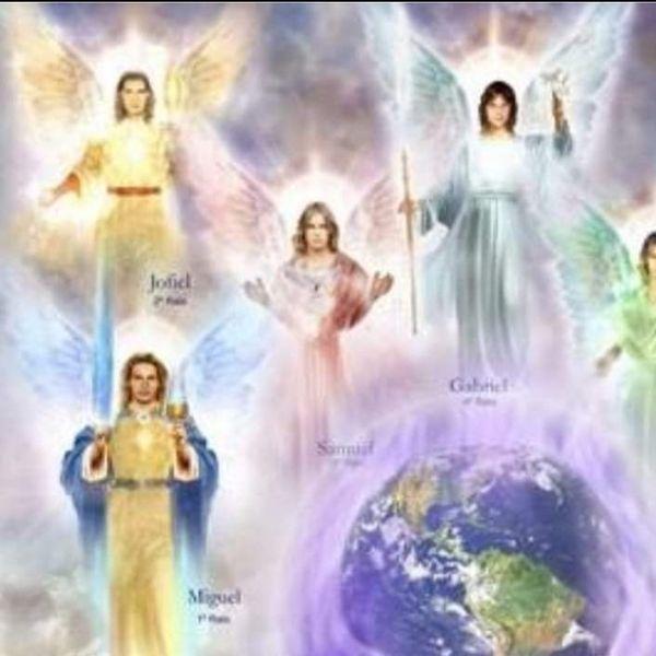 Imagem principal do produto Meditando com Os Anjos e Arcanjos - 💙ARCANJO MIGUEL