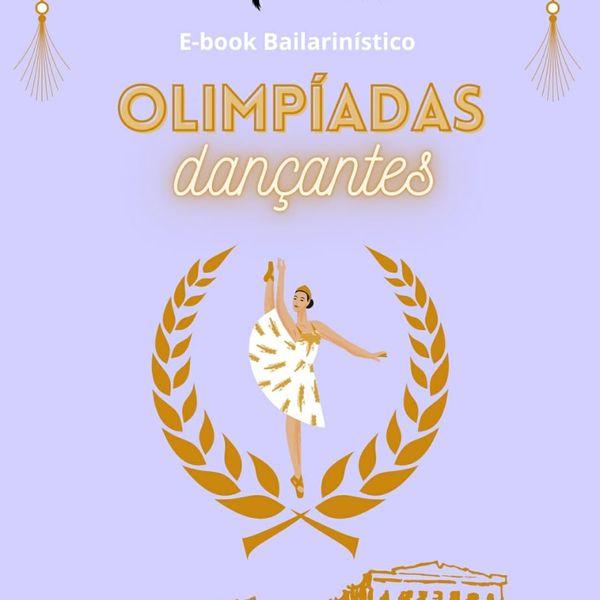 Imagem principal do produto  E-book Olimpíadas Dançantes