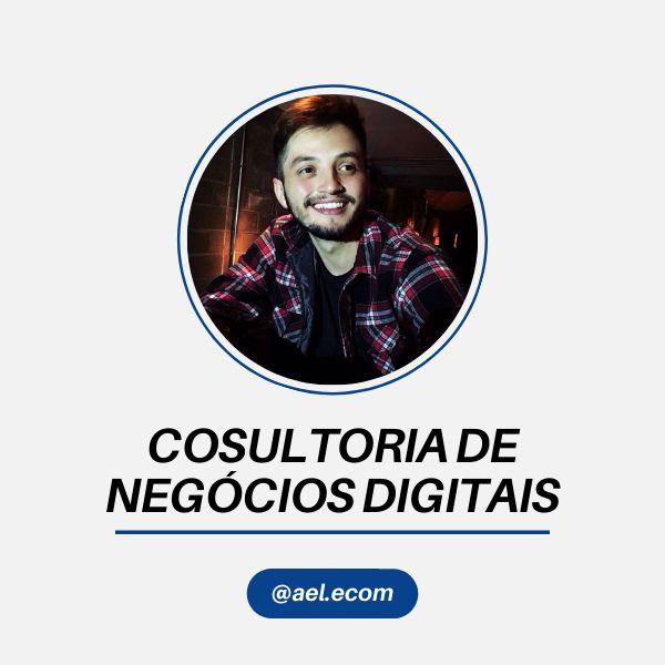 Imagem principal do produto Consultoria de Negócios Digitais