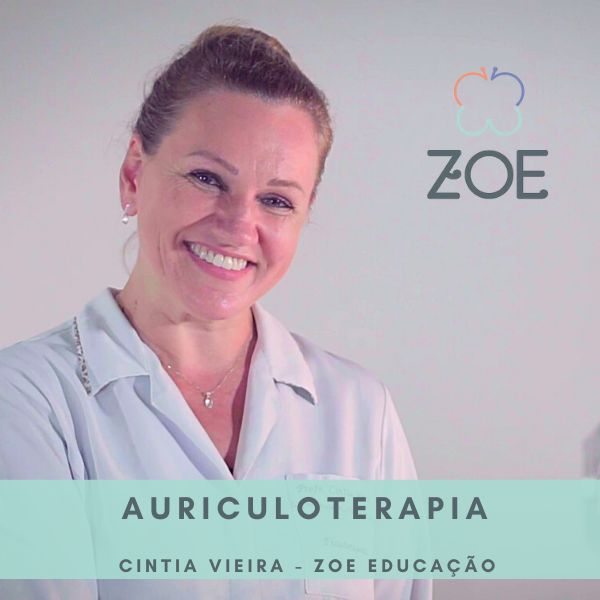 Imagem principal do produto Curso de Auriculoterapia