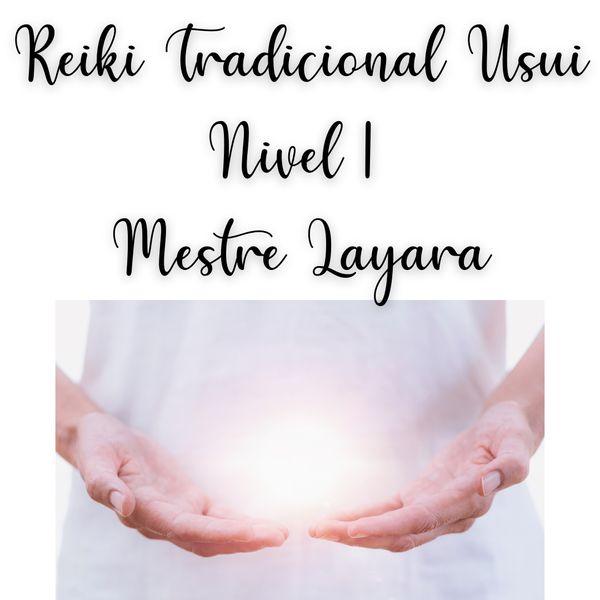 Imagem principal do produto Curso de Reiki Tradicional Usui - Nível 1