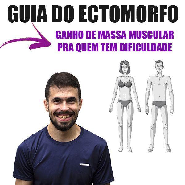 Imagem principal do produto Guia do Ectomorfo ( ganho de massa muscular acelerado )