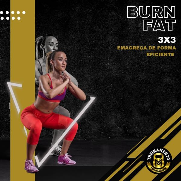 Imagem principal do produto Burn Fat 3x3