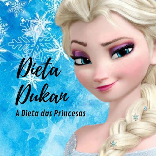 Imagem principal do produto Dieta Dukan - A Dieta das Princesas
