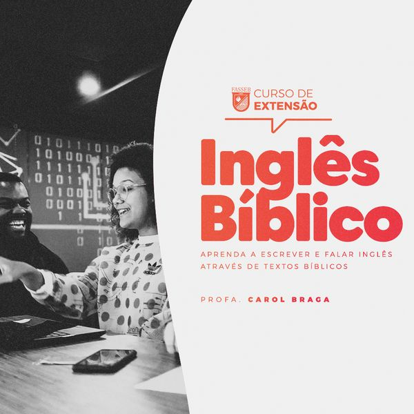 Imagem principal do produto Inglês Básico Bíblico - Nível 1