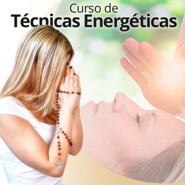 Imagem principal do produto Curso de Técnicas Energéticas
