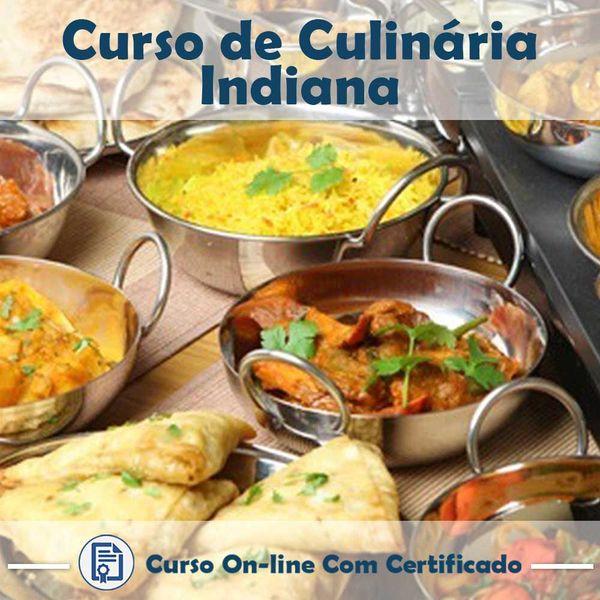 Imagem principal do produto Curso Culinária Indiana
