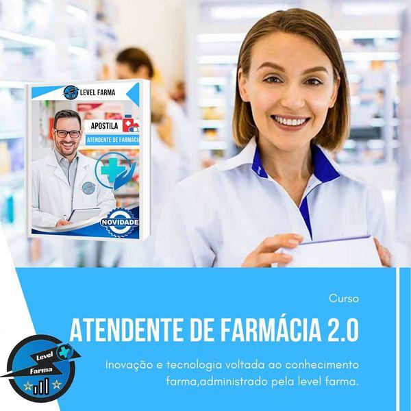 Imagem principal do produto Atendente de farmácia 2.0