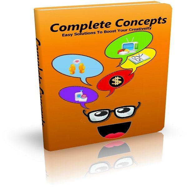 Imagem principal do produto Complete Concepts