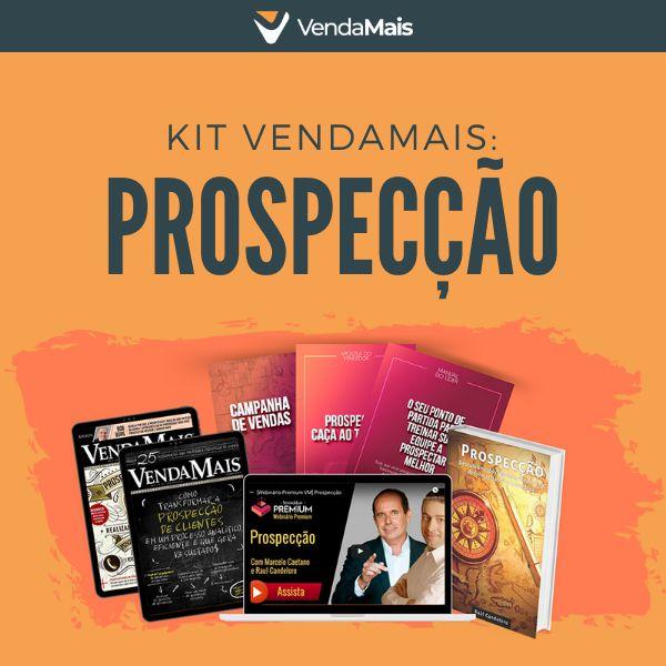 Imagem principal do produto Kit VendaMais: Prospecção